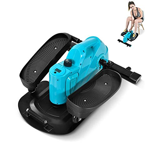 Find Discount XIAOHUANG Desk Elliptical Mini Stepper - Under Desk Elliptical Steppers for Exercise,D...