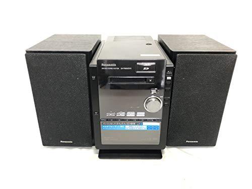 Panasonic パナソニック SC-PM930DVD-K ブラック DVD/SDステレオシステム(DVD/CD/MDコンポ)(本体SA-PM930DVDとスピーカーSB-PM930-Kのセット)