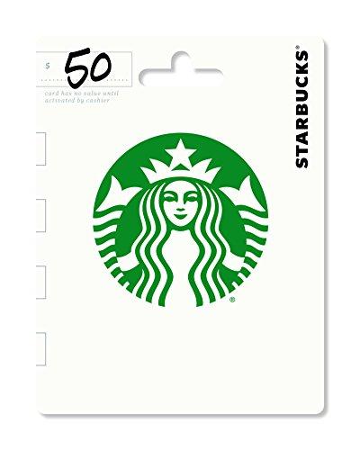 Starbucks Gift Card $50