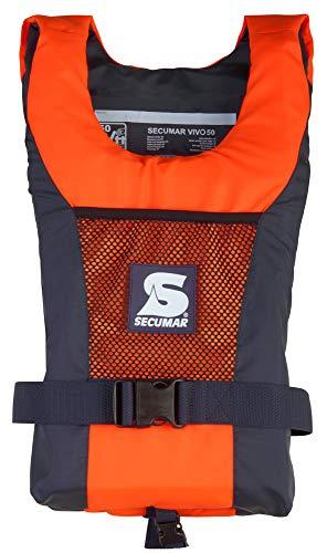 Secumar VIVO 50 Schwimmhilfe, Farbe:orange