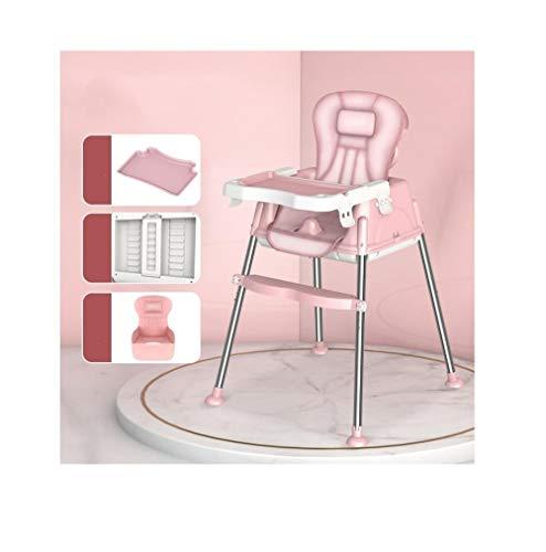 Kinderstoel Draagbare opklapbare stalen frame Restaurant Speciale eettafel en stoelen S