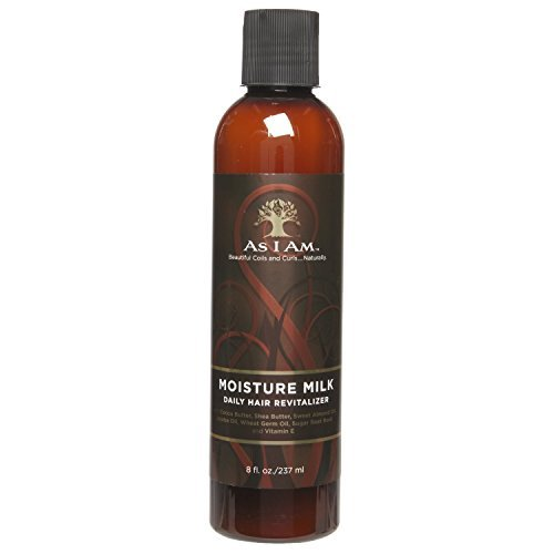 AS I Am Moisture Milk Daily Hair Revitalizer, 8 Ounce by I Am