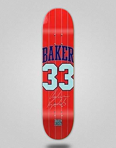 Baker Monopatín Skate Skateboard Reynolds Official 7.8