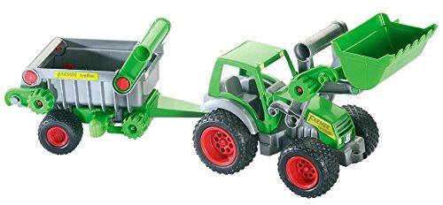 WADER 37756 Traktor Frontlader und Kipper