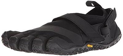 Vibram Men's V-Aqua Black Walking Shoe, 10.5-11 M US
