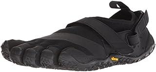 Vibram Men's V-Aqua Black Walking Shoe