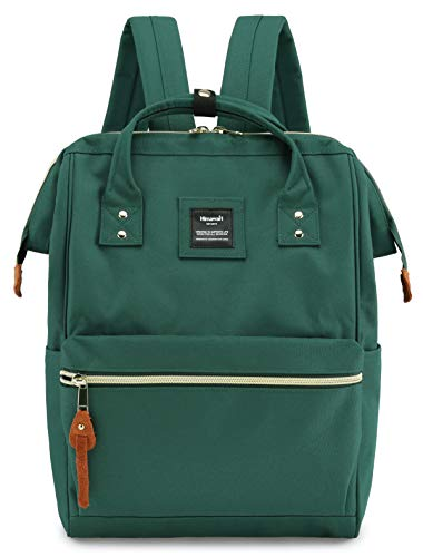 Himawari Travel School Backpack with USB Charging Port 15.6 Inch Doctor Work Bag for Women&Men College Students