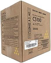 Toner Ricoh Pro C5100s 1-High Yield Yellow Toner