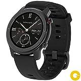 Amazfit GTR 42mm Reloj Smartwatch Deportivo | 18 días de batería | AMOLED de 1.2' | GPS + GLONASS | Frecuencia cardíaca Continua de 24 Horas (Android 5.0 e iOS 10.0) – Starry Black