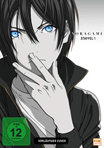 Noragami - Staffel 1 [2 DVDs]