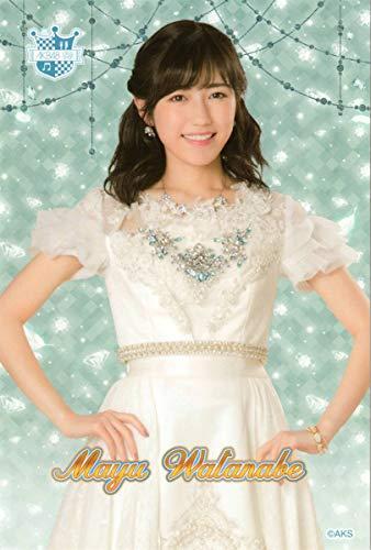 元AKB48 渡辺麻友2016年 クリスマスポストカードAKB48 CAFE&SHOP限定まゆゆ彡