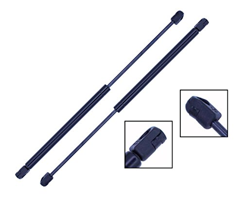 2 Pieces (Set) Tuff Support Front Hood Lift Supports 2004 To 2009 Cadillac Xlr