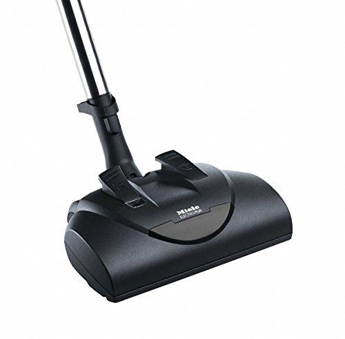 Miele Original Zubehör SEB 228 Electro Plus Bodenbürste / elektrische Bürstenwalze / fünfstufige Höhenverstellung / tiefenwirksame Reinigung aller Teppichböden / mit Motorantrieb / für Staubsauger