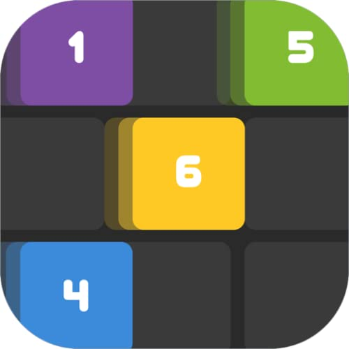 Slide To Six   Endless 2048 & Merged Number Puzzle