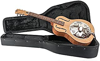 Royall '29 Triolian Style Resonator Guitar All Tiger Maple with Case