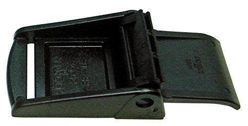 まつうら工業 ベルトパーツ スライドストッパー ST38 黒 ベルト幅38mm用