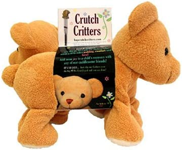Crutch Critters Pads Free Shipping New Pal Fashionable