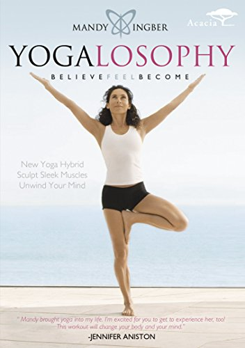 Yogalosophy with Mandy Ingber [DVD] [Reino Unido]