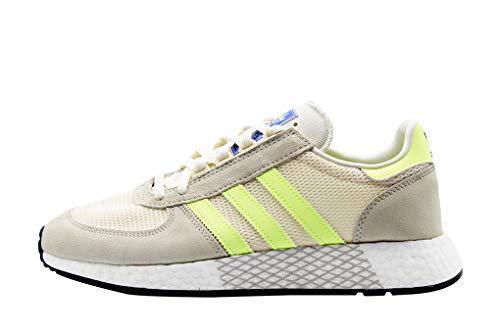 adidas Marathon Tech (beige/grün) - 44 EUR · 9,5 UK