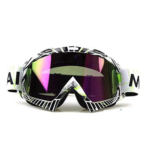 Generieke skibril voor brildragers, anti-fog skibril voor mannen en vrouwen, merk snowboard motorcross bril, sneeuw, skibril, anti-condens, sport skimasker