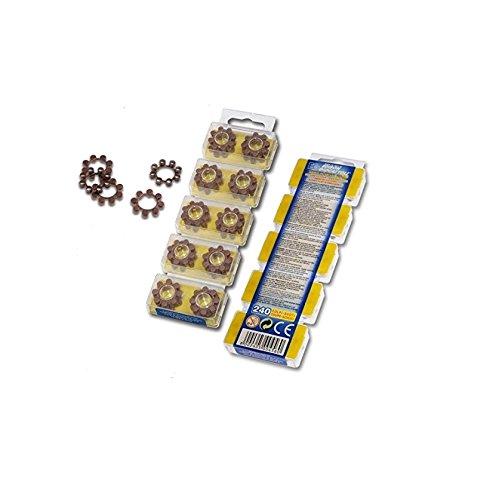 Lot 2 Coffrets Petards SUPER DISC 480 Coups - Catégorie F1 - 60 Amorces - 560