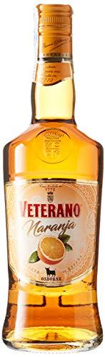 Bebida espirituosa elaborada a base de Brandy de Jerez Veterano sabor Naranja marca Osborne 30% vol- 1 botella de 70 cl