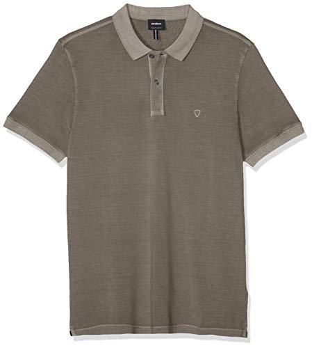Strellson Premium Herren J-Ping-P Poloshirt, Grün (Light Green 320), Medium (Herstellergröße: M)