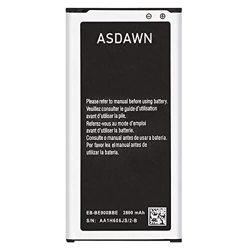 Galaxy S5 Battery 2800mAh EB-BG900BBC EB-BG900BBU EB-BG900BBE Battery...
