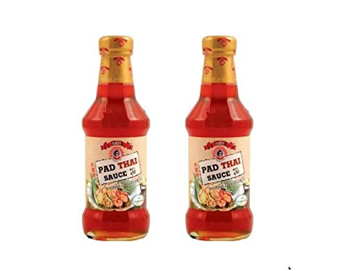Pamai Pai® Doppelpack: 2 x 295ml Pad Thai Sauce für gebratene Nudeln