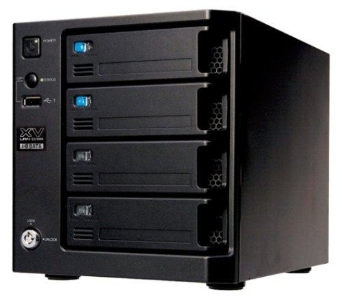 I-O DATA RAID 6対応 ビジネスNAS LAN DISK XV 2.0TB 2ドライブモデル HDL-XV2.0/2D