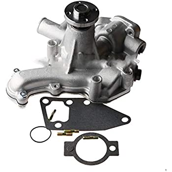 Water Pump MIA880462 for John Deere 4300 4400 4500 4600 4700 Compact Tractors