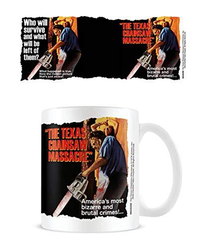 Horror-Shop Texas Chainsaw Massacre Tasse als Kaffeebecher