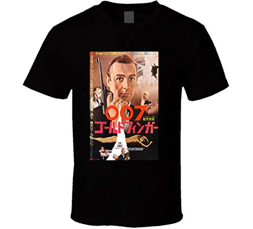 N/N Goldfinger 007 Bond Exotic Vintage t Shirt.png
