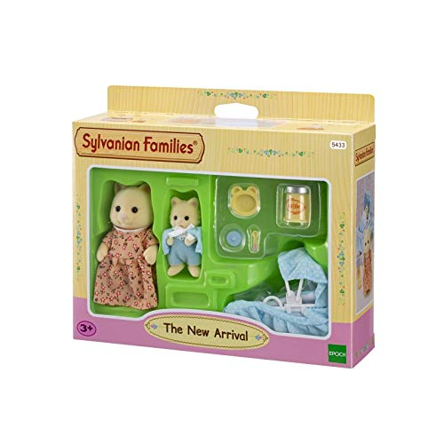 Sylvanian Families 5433 Neuankömmling - Puppenhaus Spielset