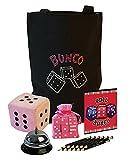 Bunco Game Kit with a Crystal Tote Bag -...