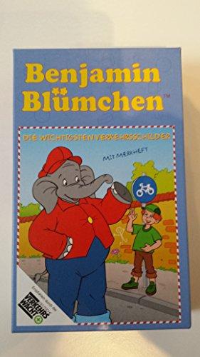 Benjamin Blümchen Verkehrsspiel: Die wichtigsten Verkehrsschilder