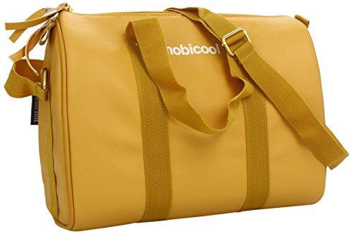 MOBICOOL Icon Kühltasche 15 l mit dicker Isolierung, elegant zum Einkaufen und Shoppen