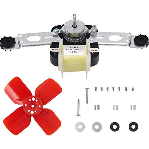 Ultra Durable 482731 Evaporator Fan Motor Kit by Blue Stars - Exact...