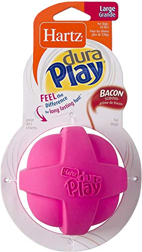 Hartz Dura Play Ball Size:Large Pack of 2