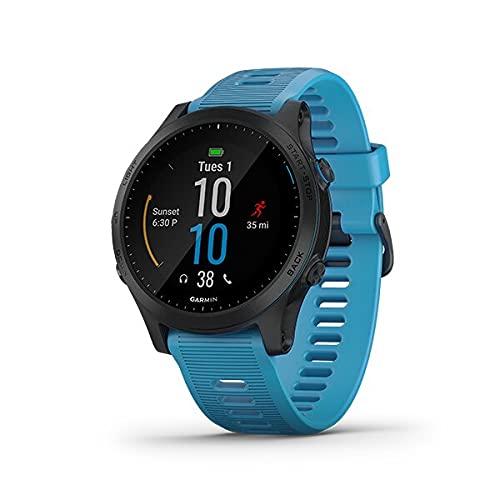 Garmin Forerunner 945, Premium GPS Running/Triathlon...