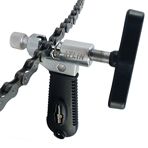 ATLIN Bicycle Chain Breaker Splitter Tool for 7, 8, 9, 10 and Single Speed Chains