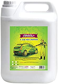 Car Wash Shampoo 5 Ltr