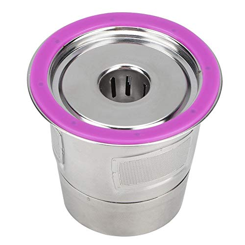 Akcesoria do ekspresów do kawy wielokrotnego użytku wykonane ze stali nierdzewnej do użytku domowego lub kawiarnianego