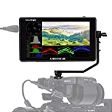 ANDYCINE C6 6 Zoll 2600nits HDR / 3D LUT Touchscreen DSLR-Kamera Feldmonitor 4K HDMI-Eingang Ausgang 1920X1080 IPS-Panel mit Wellenform-VectorScope-Histogramm