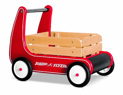 Radio Flyer Classic Walker Wagon ( Frustration Free Packaging)