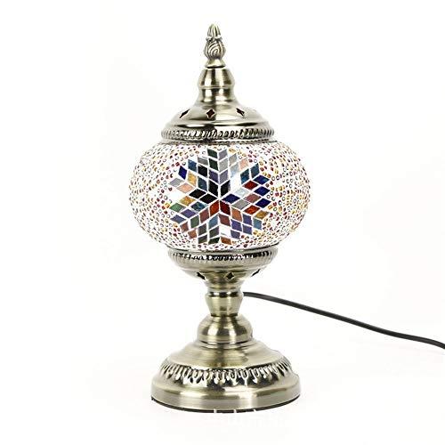 Bureaulamp Handgemaakte Kleine Tafellamp MozaïEk Lamp Decoratie Tafellamp Nachtlampje