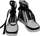 Mister Bear Final Fantasy VII FF7 Tifa Cosplay Costume Boots Boot Shoes Shoe