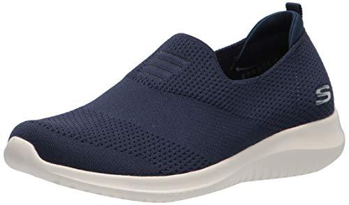 Skechers Damen 13106-DKNV_38 Sneakers,Sports Shoes, Navy, EU