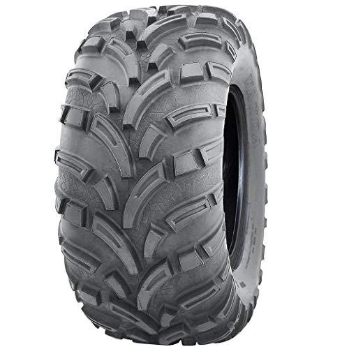 1 Nuevo neumático Quad 25X11-12 6ply WANDA ATV neumático E carretera marcada legal extra amplia fuera de carretera
