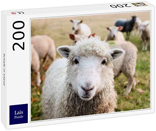 Lais Puzzle Schafe in Irland 200 Teile